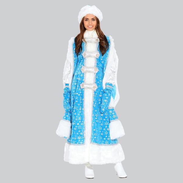 Боярский костюм Снегурочки в Крыму