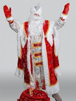 Костюм Деда Мороза Королевский в Крыму