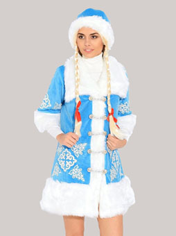 Костюм Снегурочки Вышивка в Крыму