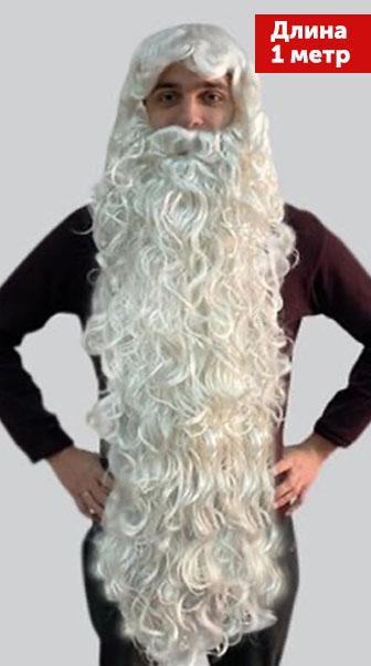 борода+парик super vip в крыму