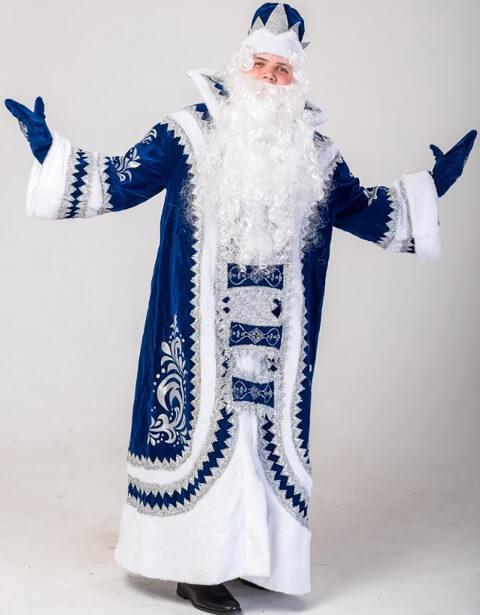 Купеческий Костюм Деда Мороза в Крыму